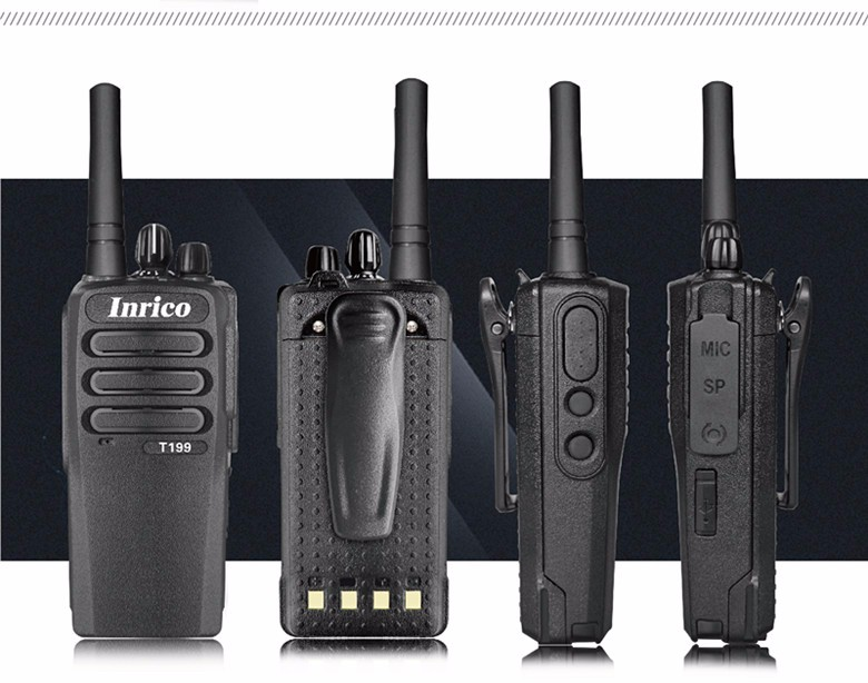 Image 3 - Network radio T199 WCDMA GSM Android 4.4.2 group calls signal calls WIFI GPS bluetooth trunking radios  walkie talkie-in Walkie Talkie from Cellphones & Telecommunications