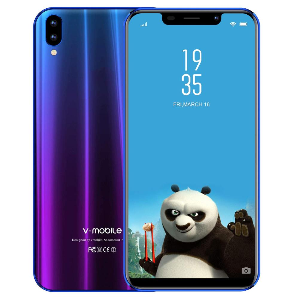 TEENO Vmobile XS pro Mobile Phone Android 7.0 3GB+32GB 5.84 19:9 Screen 13MP Camera celular Smartphone unlocked Cell phonesTEENO Vmobile XS pro Mobile Phone Android 7.0 3GB+32GB 5.84 19:9 Screen 13MP Camera celular Smartphone unlocked Cell phones