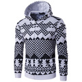 Hoodies Psychedelic Colorful Geometric Shapes 3D Print Zipper Sweatshirts For Women Men Plus Size M-XXL