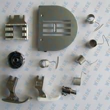 ONE SET PLATE ZIGZAG BROTHER TZ1 B651 B652 8MM TZ65 11 8