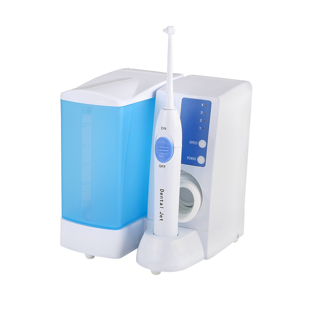Original Dental Floss Water Oral Flosser Dental Irrigator Care 600ml Oral Hygiene Dental Care Flossing Set Oral Teeth Cleaner oral care portable oral irrigator dental flosser for floss care implement pressure water flosser teeth cleaning tools hot sale