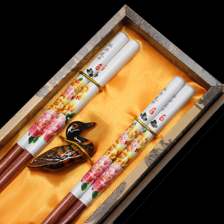 Wedding Gift China: Craft Chopsticks Gift Box Wedding Gifts Chinese