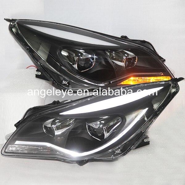 цена на For buick Verano / Regal Opel insignia 2014 year LED Head Lights LF