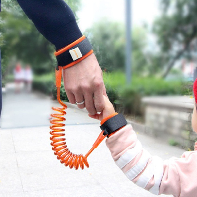 Anti Lost Wrist Link Safety Harness Toddler Leash Safety Harness For Baby Strap Rope Children Belt Baby Walker Wristband