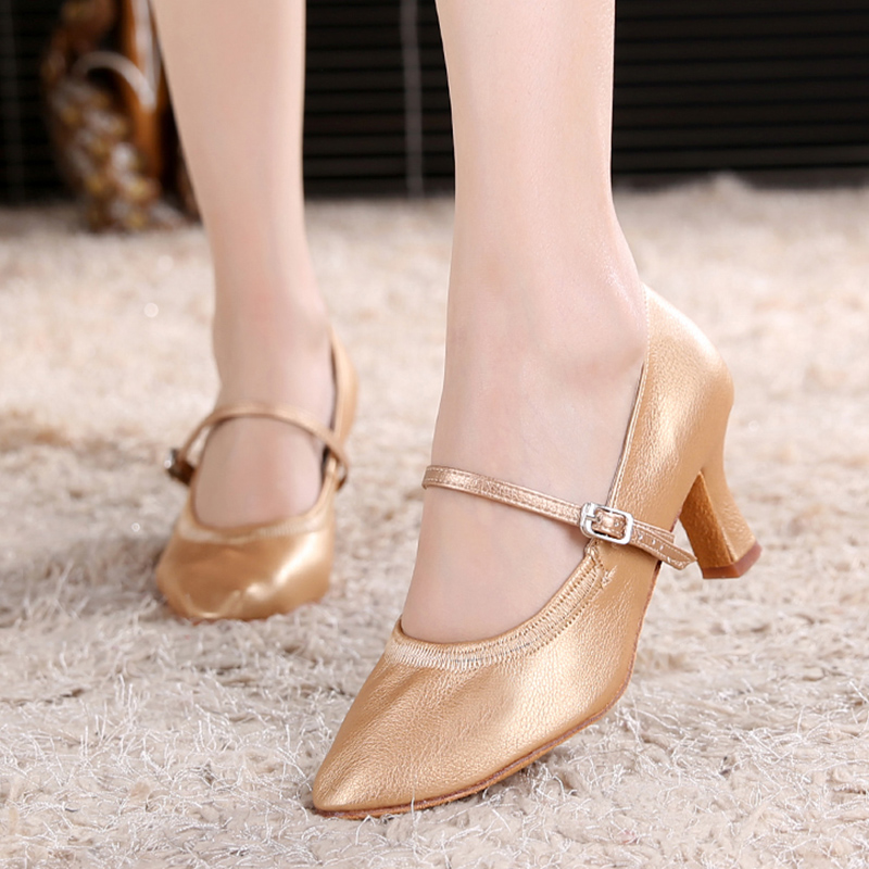Hot Sale Great Discounts&coupons!!//2018 New Modern Dance Shoes For Ladies/women/girls/salsa&tango/4 Colors Pretty And Colorful