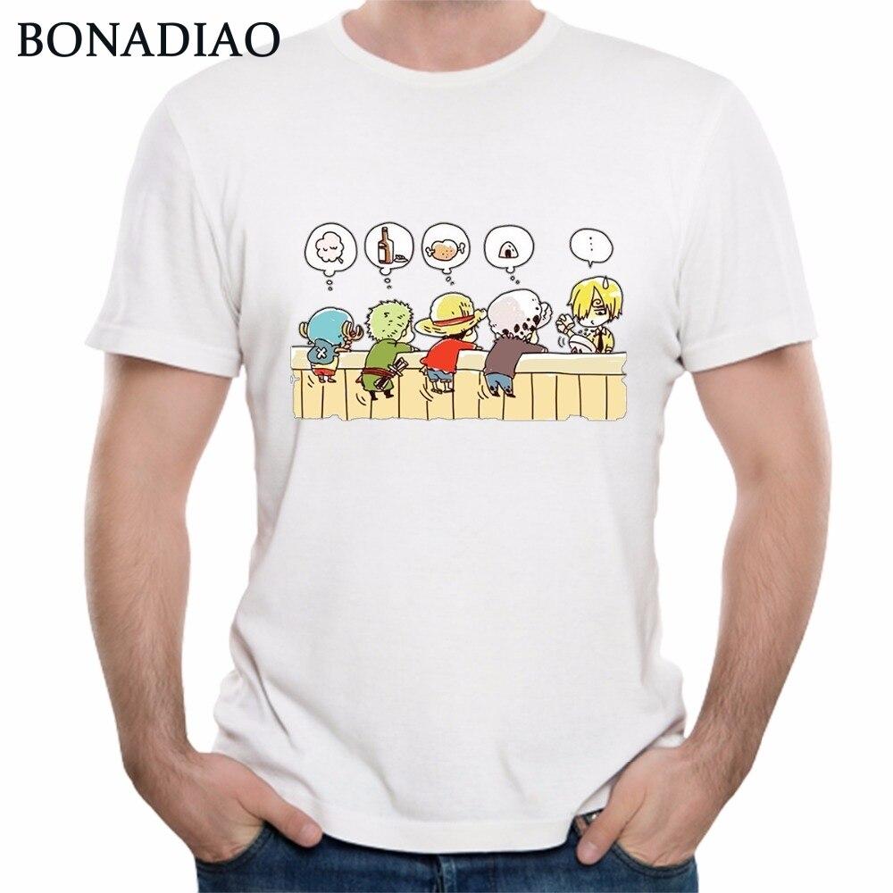 52975f8e84 Galeria de sanji t shirt por Atacado - Compre Lotes de sanji t shirt a  Preços Baixos em Aliexpress.com