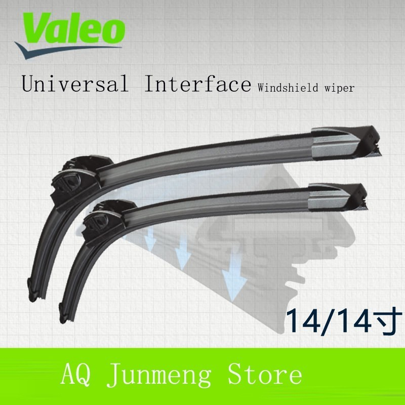 Valeo Preferred 14/14 Yes Wipers for Songhua River 1997 Fund Nothing Bone Wiper