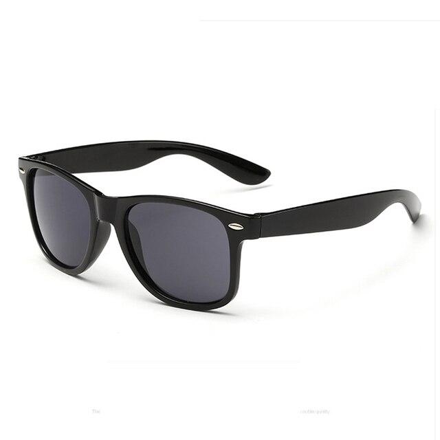 Nova Marca Retro Óculos de Sol Óculos de Espelho PC UV400 Google ...