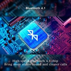 Image 4 - หูฟังบลูทูธหูฟังไร้สายกีฬาชุดหูฟังบลูทูธพร้อมไมโครโฟนสำหรับโทรศัพท์ xiaomi