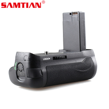 SAMTIAN Professional Vertical battery grip with IR function for Nikon D5500 D5600 DSLR camera work with EN-EL14a Battery