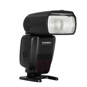 Image 2 - YONGNUO Speedlite YN600EX RT II GN60 TTL 2.4G Draadloze HSS 1/8000s Master Flash Licht voor Dslr Camera canon 600EX RT ST E3 RT
