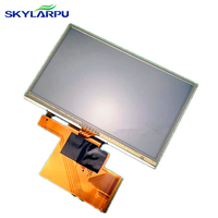 Skylarpu 5 Inch For TomTom XXL N14644 Canada 310 GPS Nnavigation LCD Display Screen Touch Screen