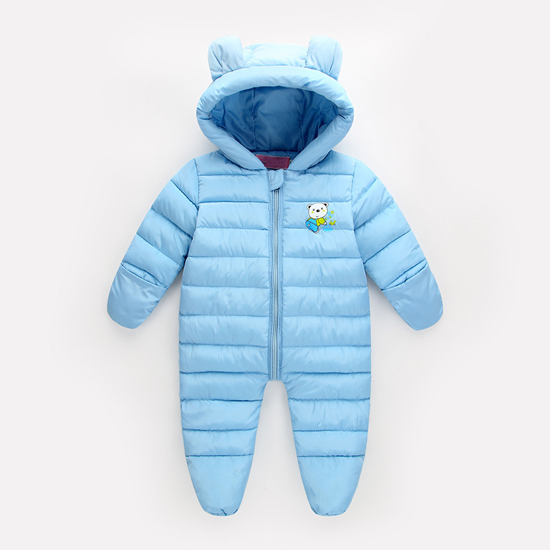 2-3Years Old Girls Winter Clothes Down Jacket Baby Boys Romper Warm Infant Winter Jumpsuit Outerwear Toddler Clothing For Girl скребок для швов плитки kwb 0301 00