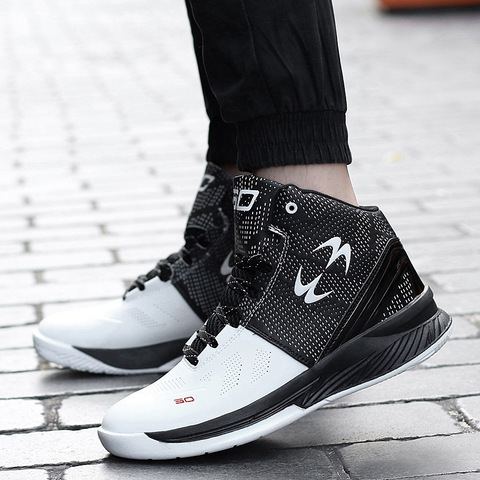 Basketball Shoes Men Women Sports Shoes High Tops Mens Basketball Sneakers Athletics Shoes Chaussures de basket Black shoes Islamabad