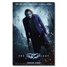 Dark Knight Silk Poster (6 Sizes)