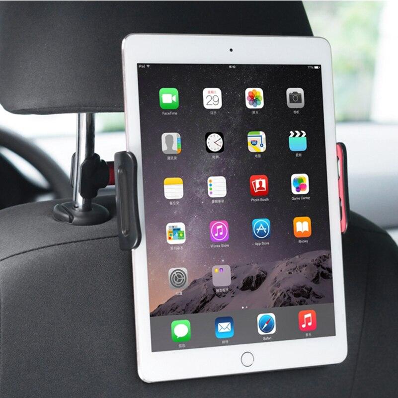 Auto Bildschirm Halter Tablet Pc Ständer Halterung Für 4-12,9 Inch Bildschirm Universal Halterung Clip Mit 360 Grad Drehen