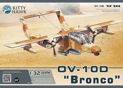 Kittyhawk KH32003 1/32 u s m c OV-10D bronco in iraq 2003