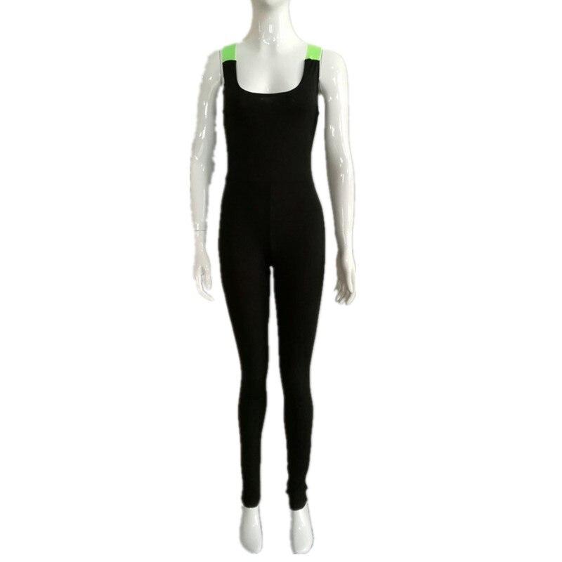 rompers womens jumpsuit plus size bodycon overalls summer 2018 pants fitness bandage jumpsuit monos mujer largos de verano 1976L