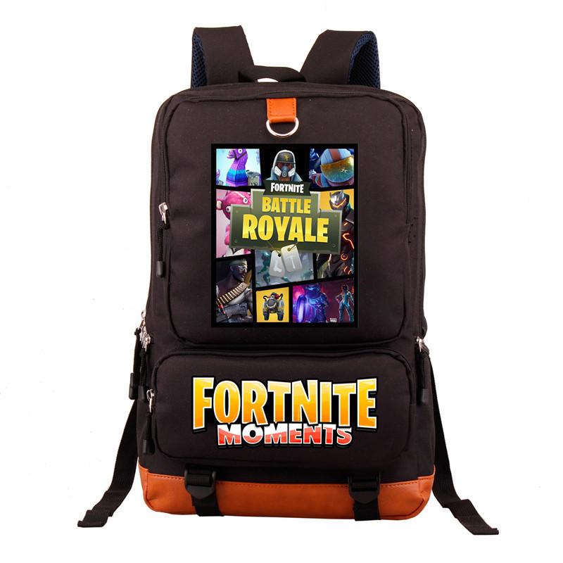 New Arrivals Fortnite Backpack School Travel Bags For Boys Schoolbags For Teens Battle Royale Printing School Bagpack Sac A Dos a teens a teens greatest hits