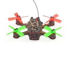 Aurora100 100mm Mini Brushless FPV Racer BNF w/ F3 OSD 10A Dshot600 5.8G 25MW 48CH VTX RC Multicopter