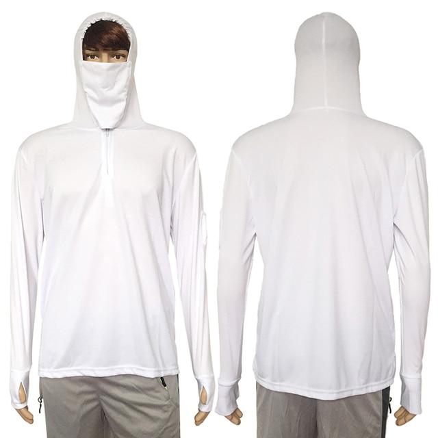 Fishing Clothes Sun Protection Shirt 4