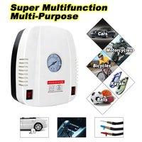 Portable Air Compressor Pump 160 PSI Car Air Compressor for Car Motorcycles Bicycles