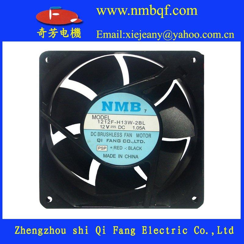 нмб вентилятор охлаждения 12038 12В 0,7