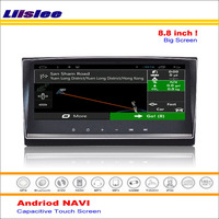 Liislee Car Android GPS NAVI Navigation System For Toyota Avensis T270 2009~2016 Radio Stereo Video Multimedia ( No DVD Player )
