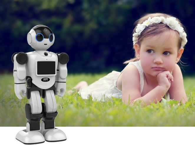New Innovative Intelligent Robot Toy Robot Man
