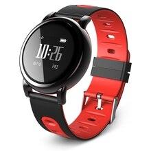 Zeepin B8 ppg сердечного ритма Мониторы OLED Bluetooth 4.0 Смарт часы для Android/IOS