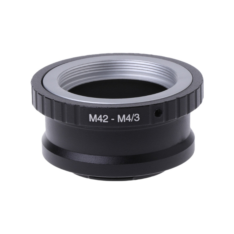 <font><b>M42</b></font> Lens to Micro 4/3 <font><b>M4/3</b></font> Adapter Ring for Panasonic G1 GH1 Olympus E-P1 EP-2 image