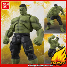 100% Original BANDAI Tamashii Nations SPIRITS S. H. Figuarts SHF Action Figure-Hulk(China)