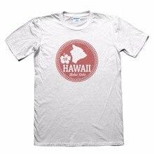 GILDAN 2018 O-Neck Top Tee Hawaii Aloha State T-Shirt - Funny Men s Gift  Graphic 20b0081112f9