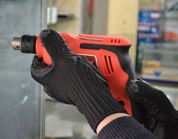 цена на Anti Vibration Proof Glove Shock Absorbing Safety Glove  Coal Mine Drilling Gloves Full Finger Glove Impact Resistant Work Glove