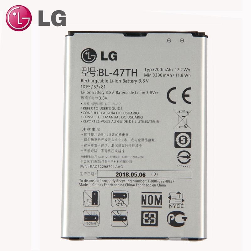 Nuevo Original LG BL-47TH batería para LG Optimus G Pro 2 F350 F350K F350S F350L D837 D838