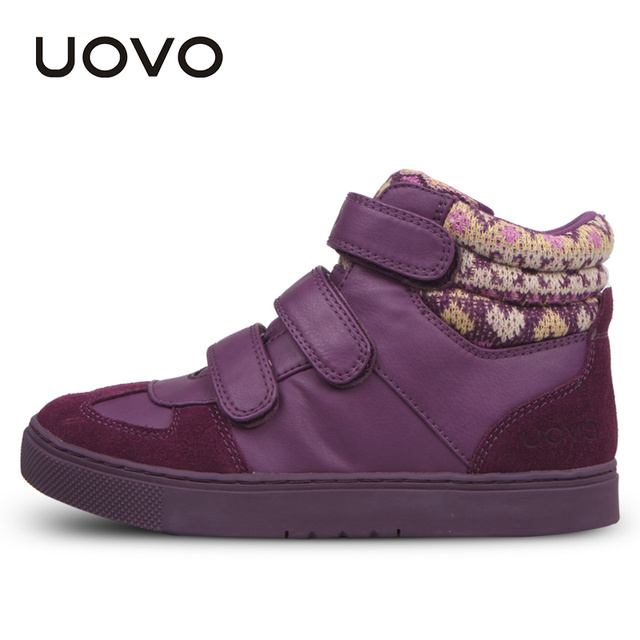 Baskets Casual Uovo Chaussures Sport Automne Enfants Hiver pITUYq