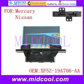 Nuovo HVAC Blower Motor Resistor uso OE NO. XF5Z-19A706-AA per Mercury Villager, Nissan Quest