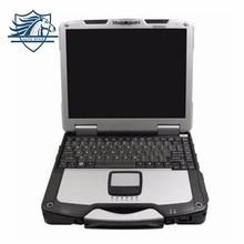 Sıcak satış Üst Yüksek Kaliteli Toughbook CF30 laptop ile 500G HDD opsiyonel/4G RAM/Win7 Enlgish CF 30 CF-30 DHL Ücretsiz kargo