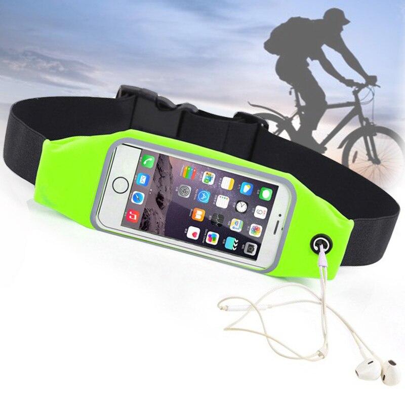 """Sport Case For THL Smartphone 3.7""""-6"""" Universal Running Bag Belt Waist Pocket Case Cover 5.5"""" Gym Jog Waterproof Workout Cases"""