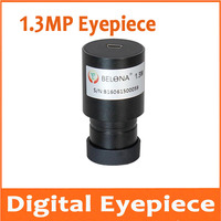 1.3MP Biological Microscopes Electronic eyepiece Lens mobile phone computer OTG mobile interface 23.2mm Windows 2000/XP VISTA