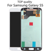 TOP Quality S5 LCD Display For SAMSUNG GALAXY S5 I9600 SM G900 G900F G900R G900F G900M