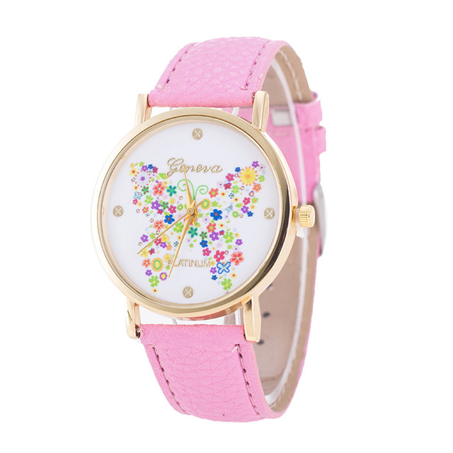 Exquisite Wrist Watch Women Watches Famous Brand Female Clock Quartz Watch Ladies Quartz-watch Montre Femme Relogio Feminino 30Q