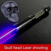 9527 real life games escape room props Skull head Laser shooting Laser induction unlock organ props horror game