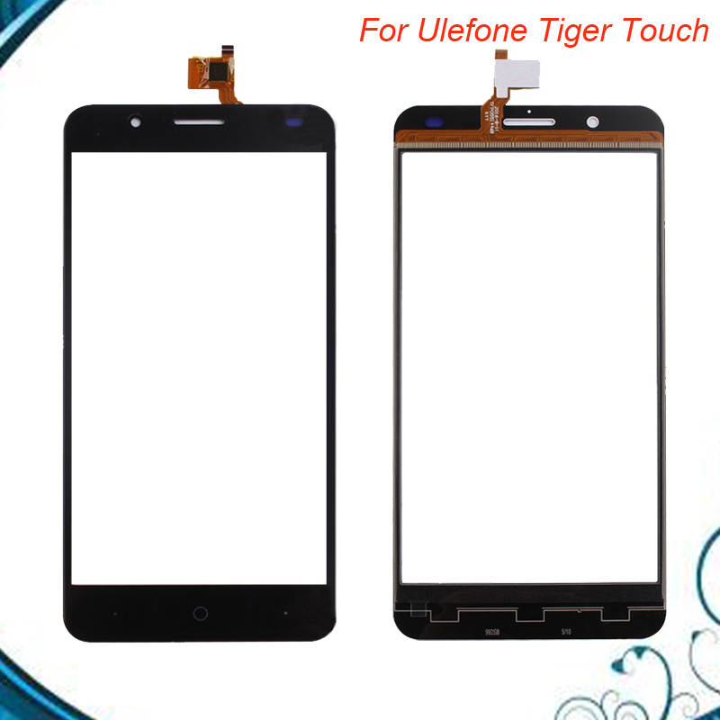 5.5 inch Touch Screen Digitizer Front Glass Sensor For Ulefone Tiger Replacement Phone Touchscreen Touch Panel