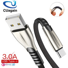 Quick Charge USB Type C Cable for xiaomi redmi note USB-C Mobile Phone Fast Charging Type-C Cable for Samsung Galaxy S9 S8 Plus(China)