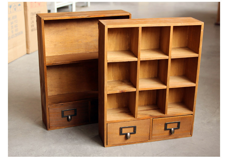 Wood Drawer Cabinets Wooden Lockers