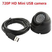 Big sale 720p cmos OV9712 USB 2.0 car Front Camera Digital Video Recorder DVR Camera mini usb camera HD for Android 4.4 Car DVD
