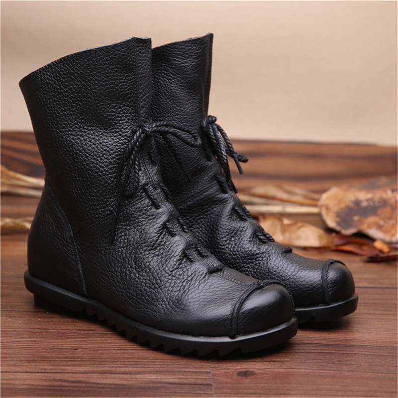 Popular Leather Women Boots-Buy Cheap Leather Women Boots lots ...