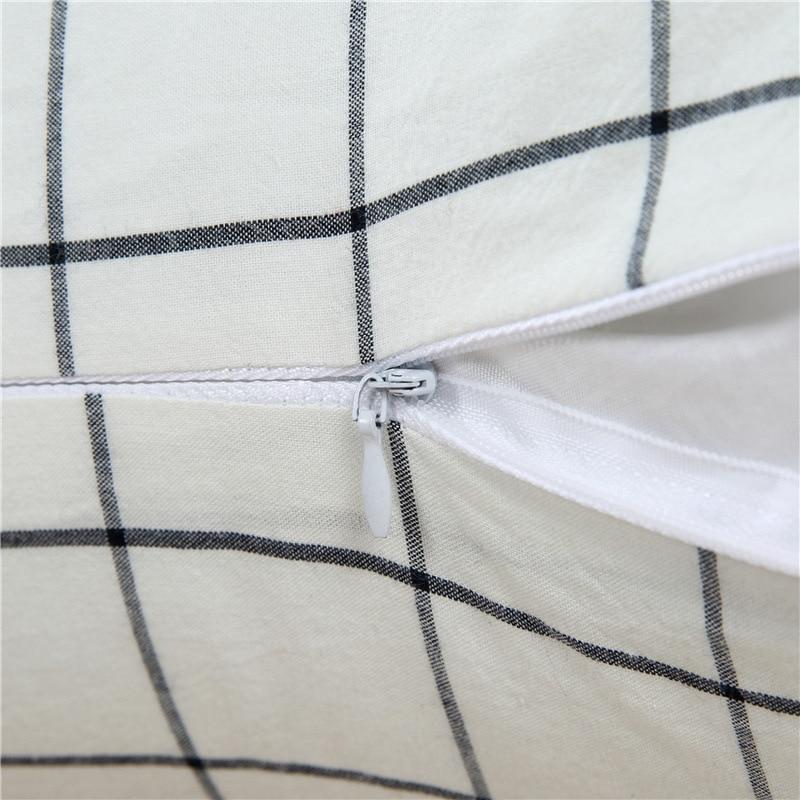 Хлопковая Длинная Подушка для беременных в форме G, подушка для тела на танкетке, подушка для путешествий, подушка для сна, Подушка для спины,... - 4