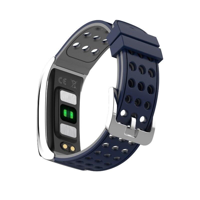 New Smart Watch Men Smart Bracelet Pedometer Calorie Waterproof Alarm clock Sports Watch Women Smartwatch For Android IOS phone